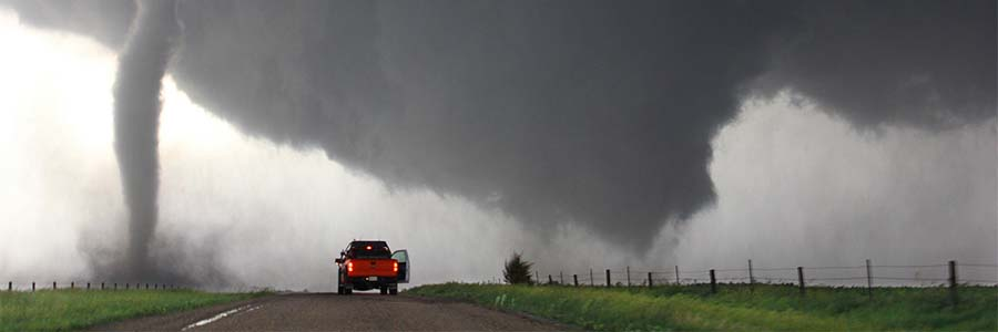 Get Ready for Tornado Season