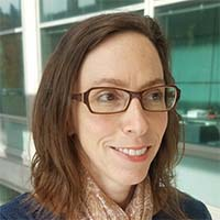 casual headshot of Melissa Haendel, PhD