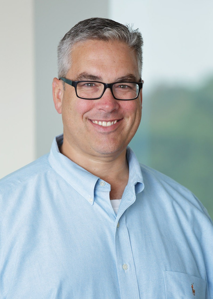 Headshot image of Bart Trawick, PhD